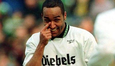 Alter Schwede: Martin Dahlin schoss in den 1990er Jahren 60 Bundesliga-Tore für die Borussia