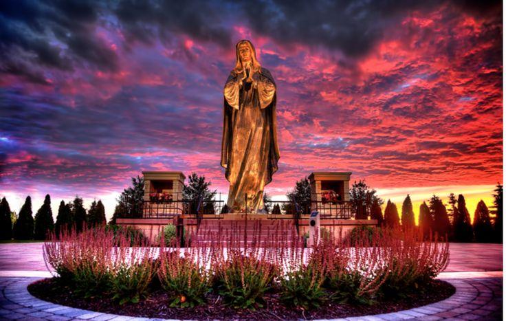 100 Catholic Pilgrimage sites in the US