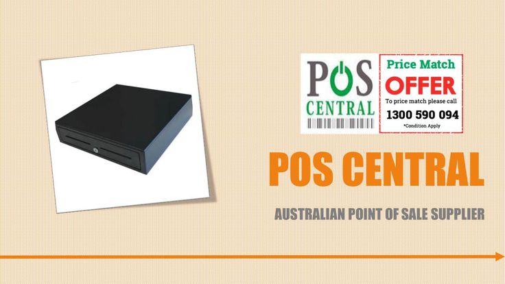 """""""POS Central Offer an Extensive Range of POS Cash drawers""""   Read more to know about POS system including cash drawer"""