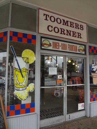 When visiting the city of Auburn, it's important to pull up a seat at Toomer's Drugs and order a cold glass of lemonade. Auburn fans have long loved the famous drink, which is freshly squeezed right in front of you and is made from a recipe that creates a tangy, sweet taste you can't find anywhere else. | 10 things we have to explain to out-of-towners about #Auburn University