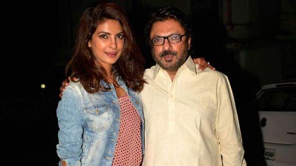Priyanka Chopra has the sweetest birthday wish for Sanjay Leela Bhansali #FansnStars