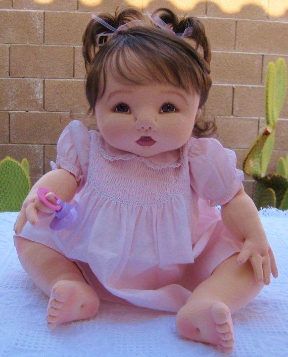 Madetoorder Пользовательские Мягкая ткань Скульптура иглу BabyBloomsDolls