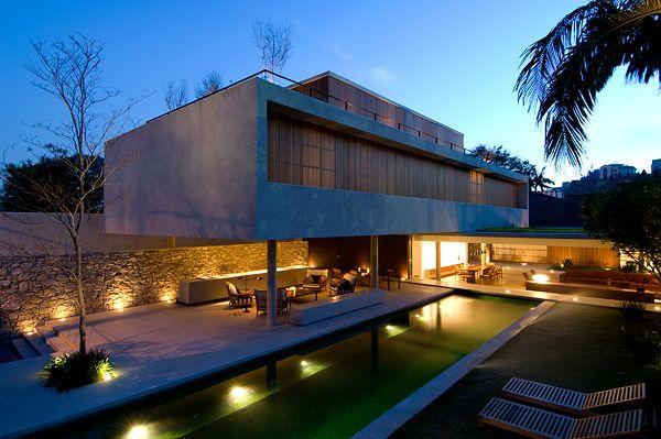 House 6 von Marcio Kogan