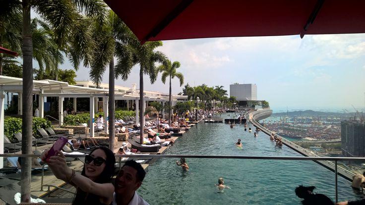 Level 57 Marina Bay Sands Hotel Singapore
