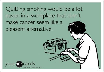 How can i make quitting smoking easier