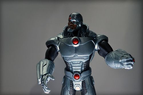 Cyborg Justice League New 52 Dc