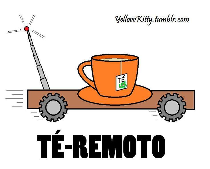 Té-remoto
