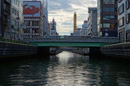 大阪の日本橋