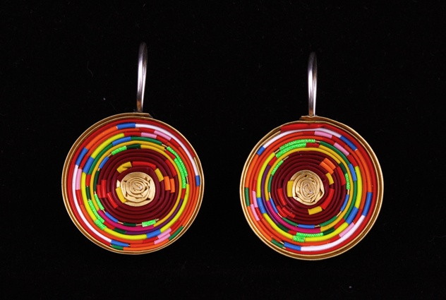 Earrings  Spirale
