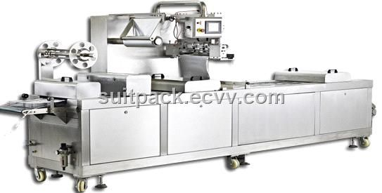 Thermoforming Machine / Food Packaging Machine (sp-390) - China food packaging machine, suitpack