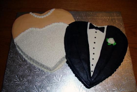 a jack and jill cake