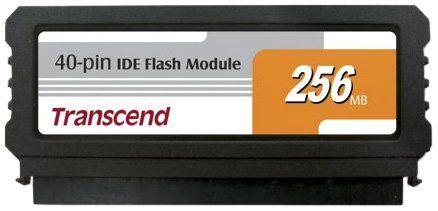 256MB 40PIN IDE FLASH MODULE by Transcend. Save 32 Off!. $15.12. TRANSCEND INFORMATION TRANSCEND 256MB 40PIN IDE FLASH MODULE SMI CONTROLLER (VERTICAL) Manufacturer : TRANSCEND INFORMATION UPC : 760557811411