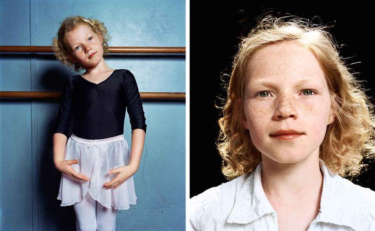 Ces portraits d'enfants transgenres révèlent «la personne qu'ils sont véritablement»