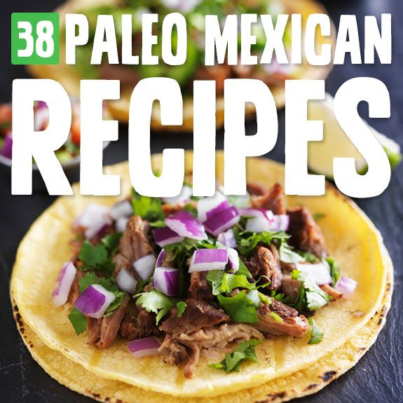 I love me some Mexican food! If you are on the Paleo Diet, here are my favorite spicy and authentic Mexican Paleo meals (I eat one of these at least once per week!)