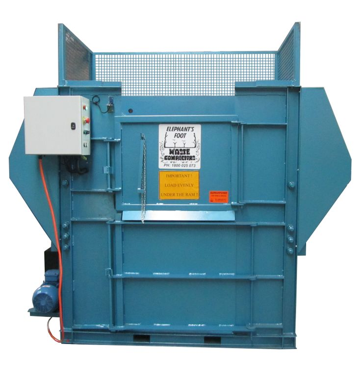 Elephants Foot Recycling balers for sale