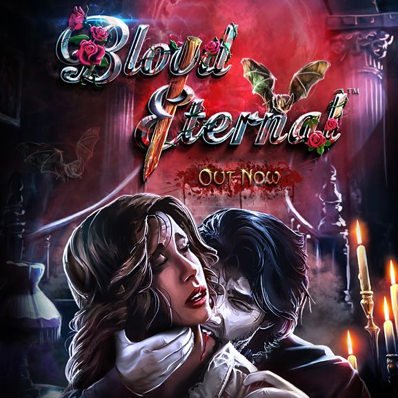 Try out the New #BloodEternalSlot Game from #Betsoft Now  Blood Eternal is a vampire-themed Betsoft 3D video slot which benefits from a thrilling free spins feature with extra Wilds added to the reels.  http://www.onlinecasinosonline.co.za/blood-eternal-slot.html