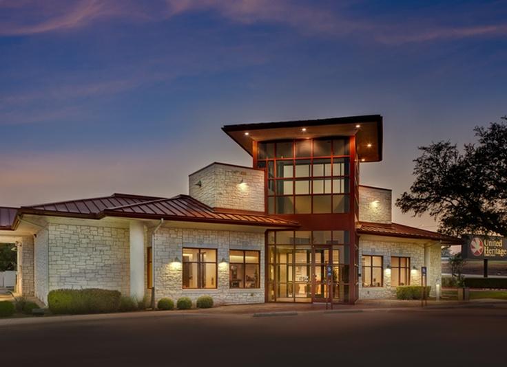 United Heritage Credit Union - Georgetown branch. 12 Waters Edge Cir Georgetown, Texas 78626