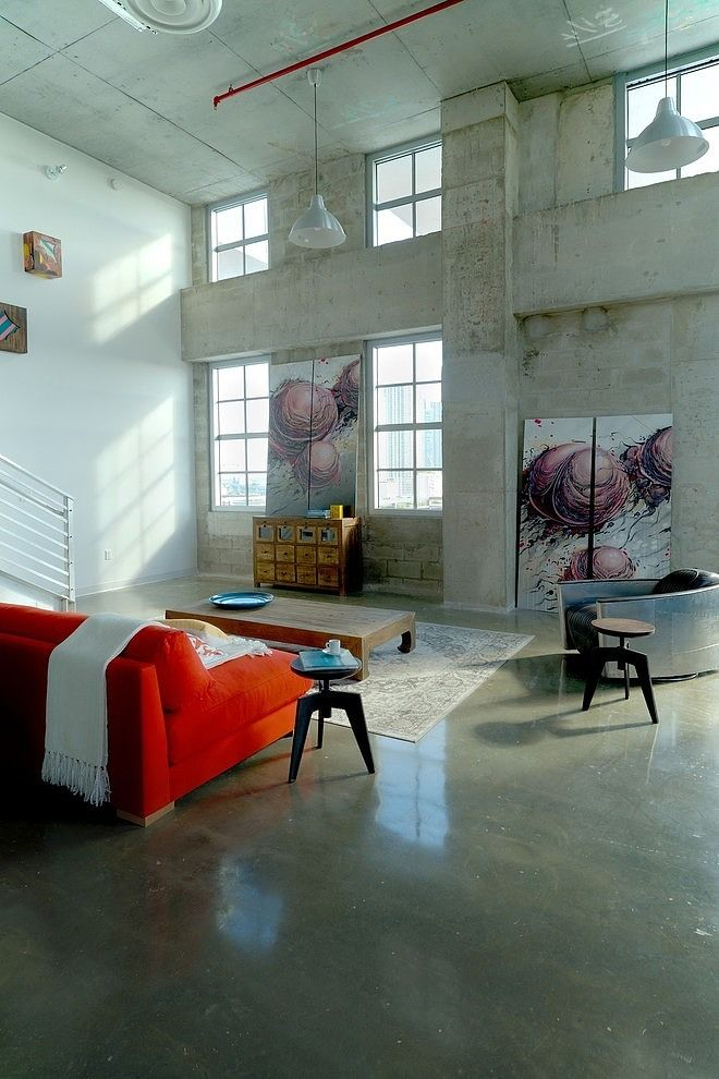 Wynwood Loft by Danna B Interiors