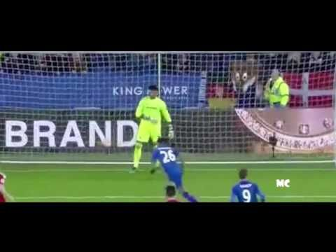 Leicester City Middlesbrough FC 2-2 All Goals & Extended Highlights - EPL 26 11 2016