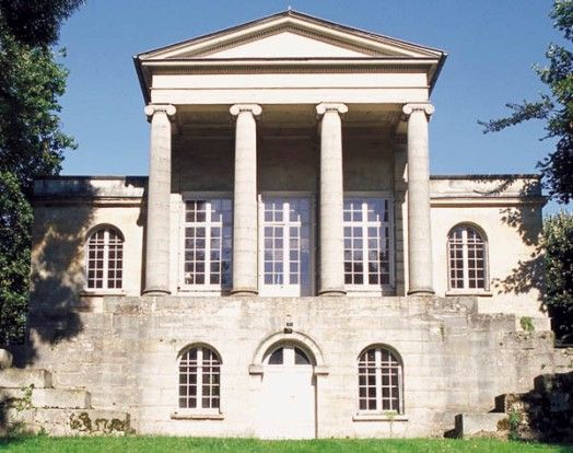 Temple de la Gloire, Orsay  Diana Mosley ex wife of Bryan guiness and sympathetic fascist and Nazi