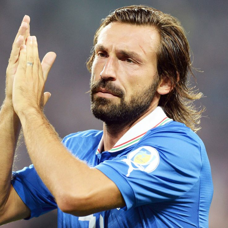 The Beautiful Idea of Andrea Pirlo, Juventus and Italy Regista Supreme By Jonathan Wilson ,