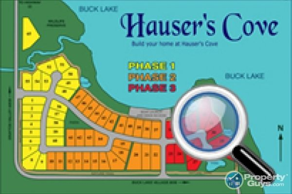 Private Sale: Hauser's Cove-Phase 2, Lot 7, Buck Lake, Alberta - PropertyGuys.com