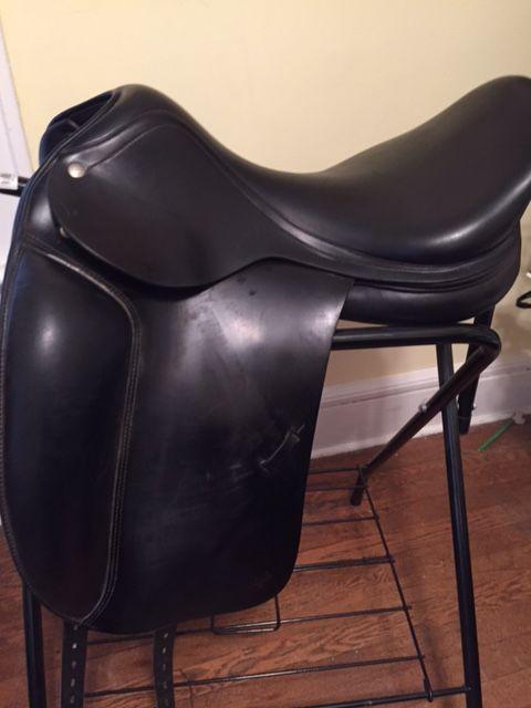 Amerigo #dressage saddle for sale