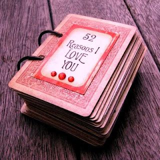 Send him a letter saying 52 reasons why he's the most special person in your life. Tell him all the things you love in him, all good things that attracts you towards him and all best feelings that he ever gave you. This will confirm increase the pleasure and love in between.