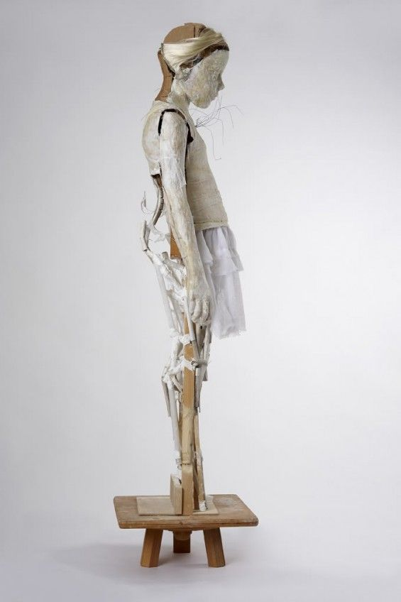 Vally Nomidou's Paper Figures - Beautiful/Decay Artist & Design