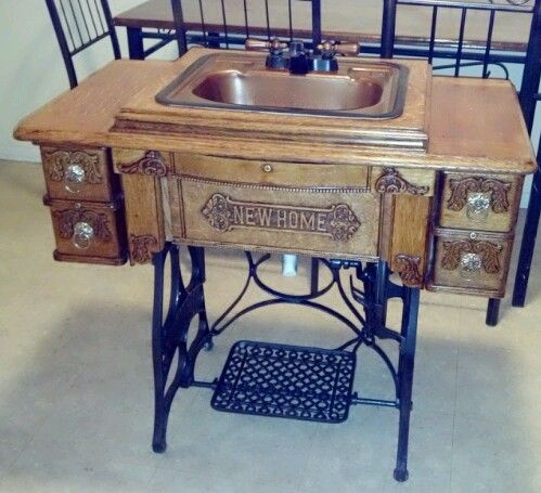 Best 25+ Sewing Machine Tables Ideas On Pinterest | Vintage Sewing Table,  Antique Sewing Tables And Singer Sewing Tables