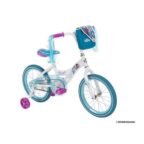 Girls' 16 Inch Disney Frozen Bike