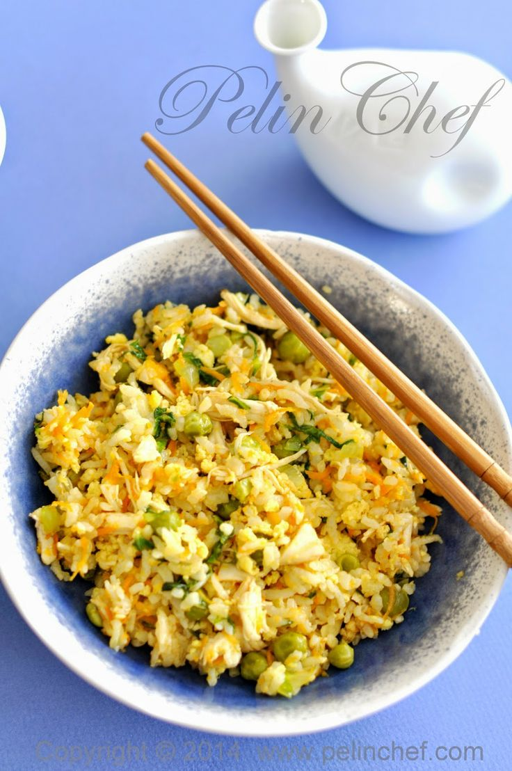 PelinChef: Chinese Fried Rice ÇİN PİLAVI