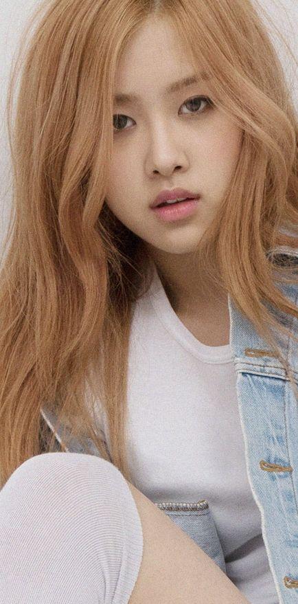 #Rosé #BlackPink Park Chaeyeong,Rosseane Park,Rosé etc. Sempre vai ser um Amorzinho
