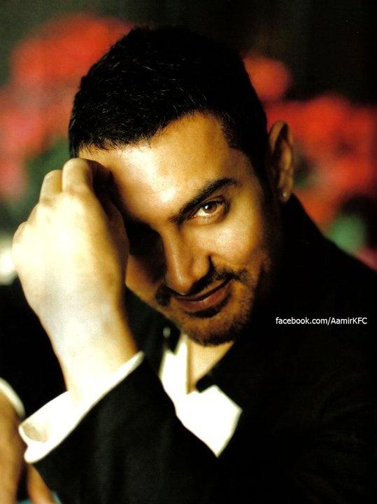 Aamir Khan... So fine.