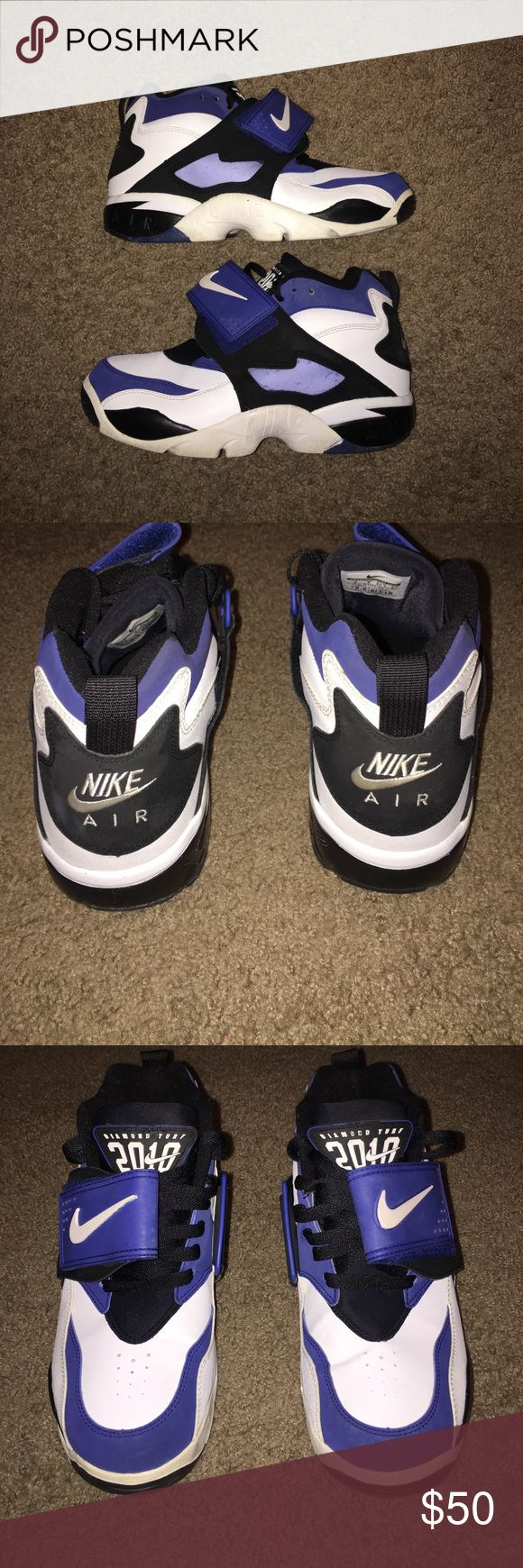 NIKE AIR DIAMOND TURF MENS SIZE 9 NIKE AIR DIAMOND TURF MENS SIZE 9 GOOD CONDITION Nike Shoes Athletic Shoes