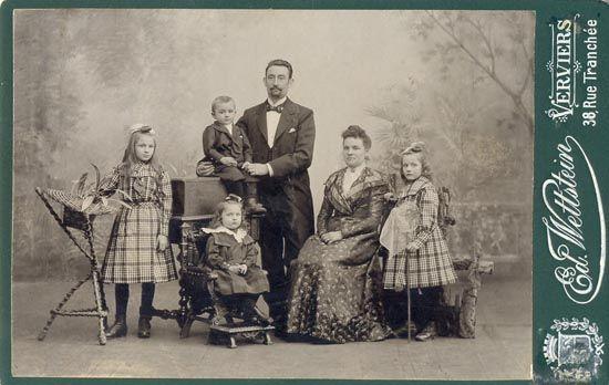 familieportret 19e eeuw - Google zoeken