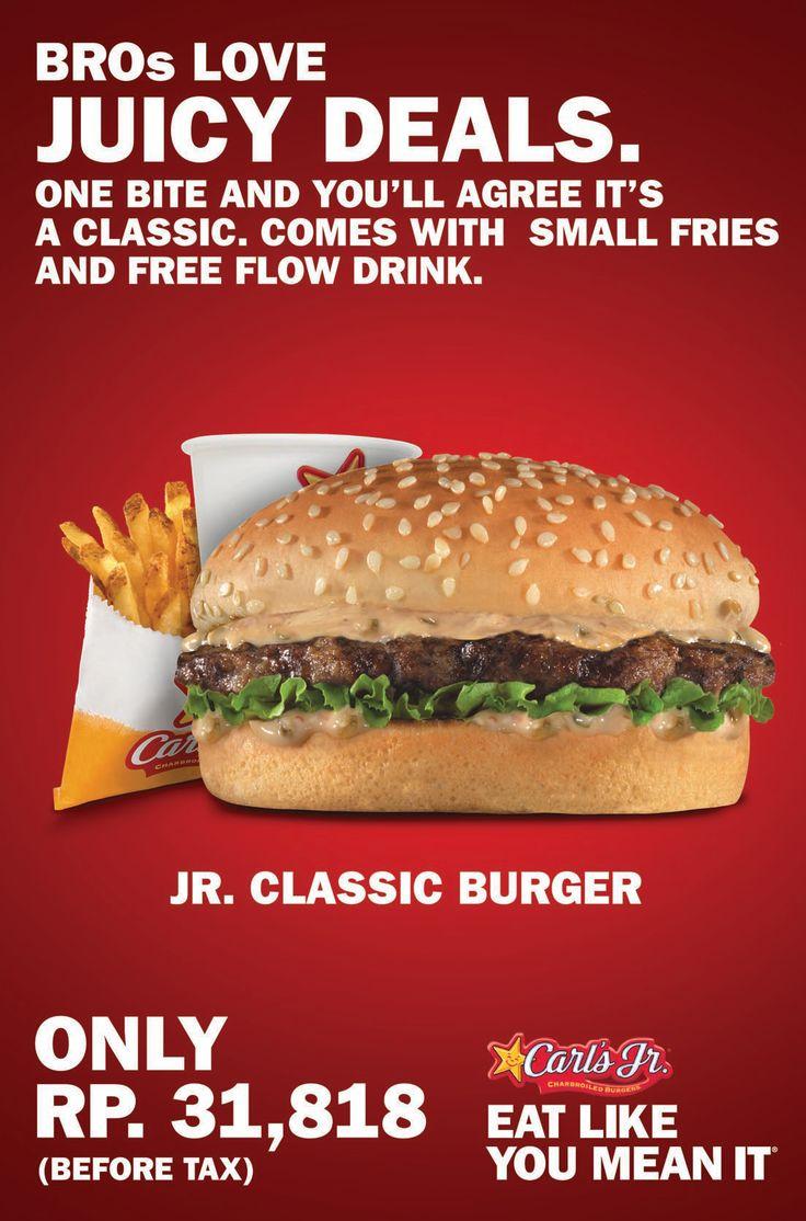 Juicy Deals for Classic Burger