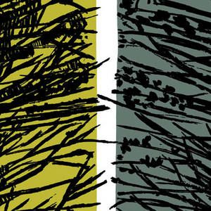 Larch textile print by Lucienne Day