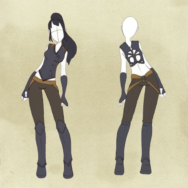 :: Commission Outfit 19 :: by VioletKy.deviantart.com on ...
