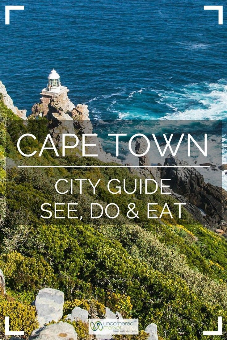 A beginner's travel guide to what to do in Cape Town: what to see and experience on your first visit to Cape Town, South Africa.