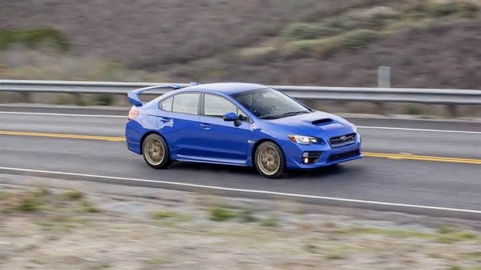 Subaru Recalls over 9,000 WRXs and WRX STIs over Flaming Subwoofers Ford Focus RS Vs. Subaru WRX STI: A (Slightly Biased) One-Man Comparison Test The 'Furious Blue' hot hatch is a wildly capable car for its price...but that doesn't mean it's great to live with. Richie Stanaway set a 6:57.5 lap record for sedans in July.