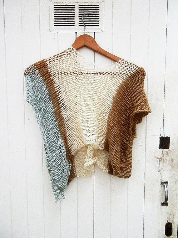 Mejores 17 imágenes de Tejidos en Pinterest | Punto de crochet ...