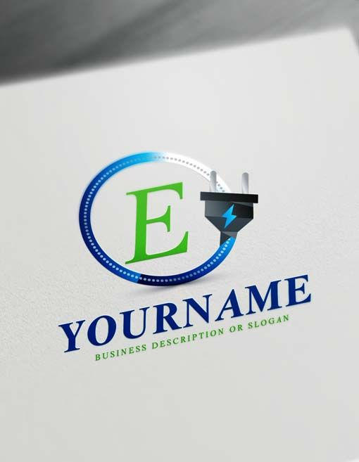 Make your own electrician logo with free logo creator best deals make your own electrician logo with free logo creator solutioingenieria Gallery