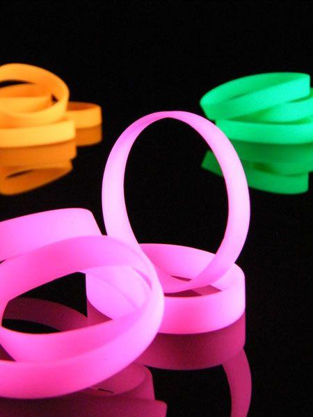 Psywork Schwarzlicht Armband Neon Pink  #psywork #schwarzlicht #schwarzlicht.de #schmuck #neon #jewelry #blacklight