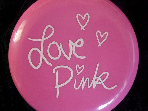 For The Love of PINK!