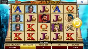 Treasures of Troy Slot Review | IGT