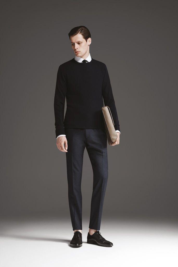 Reiss Man Autumn/Winter 2013 Lookbook | SAMUEL JING