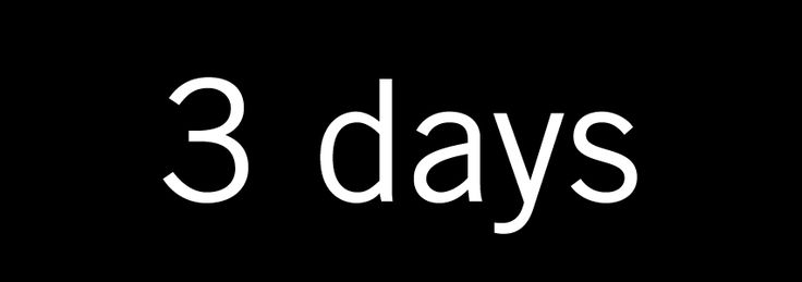 THE PATTERN CLOUD LAUNCH COUNTDOWN  – 3 DAYS TO GO