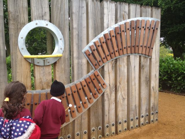 outdoor musical instruments - Google Search