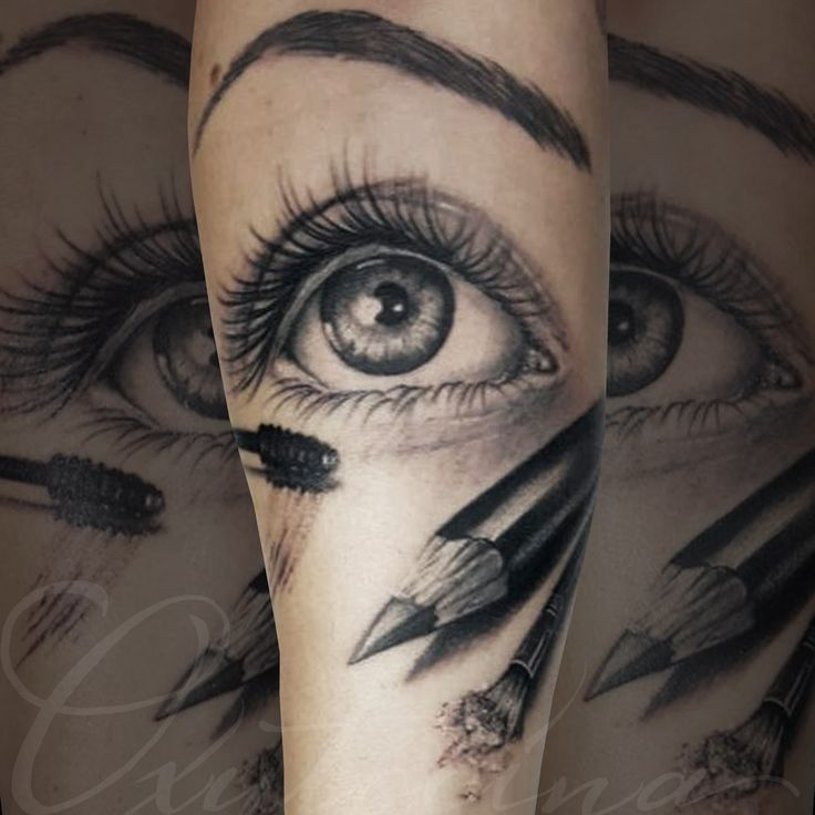 Come and get tattooed by @anthea_tattoo/ Pide cita ya con Anthea Tattoo!  #blackandwhite #blackandgreyrealism #blackandgreytattoo #onlyblacktattoos #eyetattoo #makeuptattoo #prettytattoos #prettyeyes #makeupartist #inkaddict #inkstinctsubmission #barcelonatattoo #tattoobarcelona #spaintattoo #Barcelona #bestgirlytattoos #tattoosforgirls #tattooedbabes #instatattoos #tattoolovers #tatuajebarcelona #tatuatge #realisticeye #bcnttt #inkjunkeyz